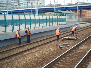 Russian Railway Workers